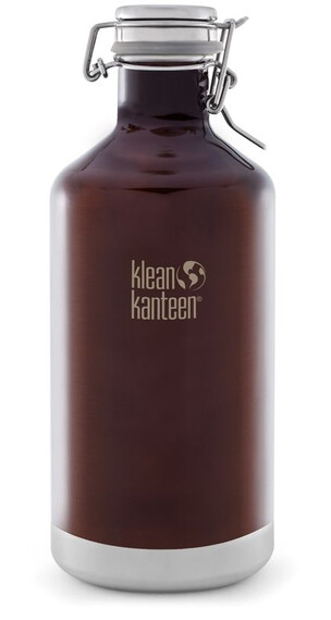 Klean Kanteen Growler Vacuum Insulated 64oz (1892 ml) Dark Amber